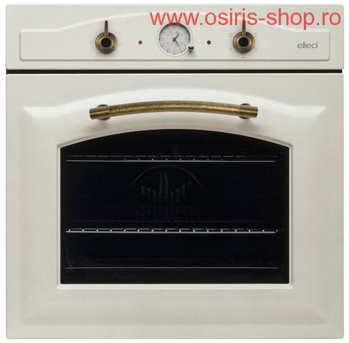 Cuptor electric BOMBE 62 Bianco antico